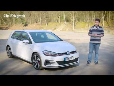 All 7 generations of VW Golf GTI – group test | TELEGRAPH CARS